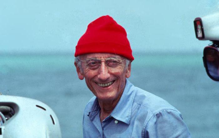 Жак-Ив Кусто - известный океанограф, фотограф, изобретатель (в том числе и первого акваланга), техник и просто увлеченный человек.  | Фото: fb.ru.