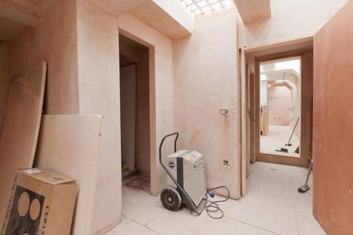 Появились просторные комнаты в необычной квартире.