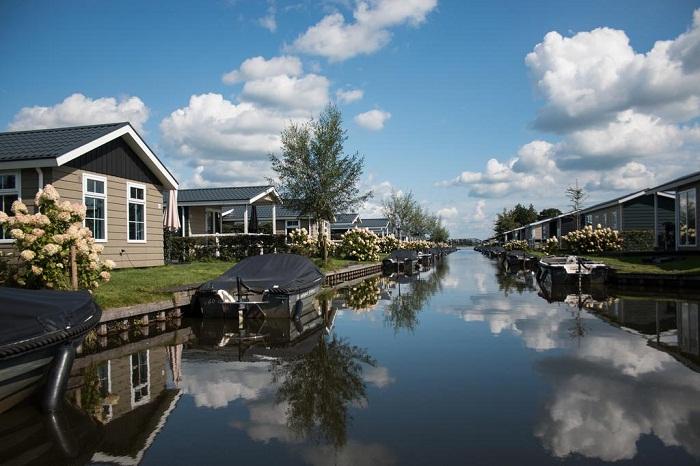 Деревня Гитхорн – Голландская Венеция.