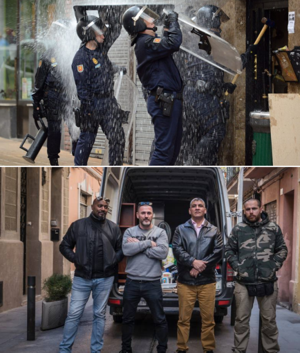 С конца 2018 процедура выселения «окупасов» в Испании намного упростилась, это можно сделать всего лишь за 5 дней. | Фото: alegria-realestate.com.