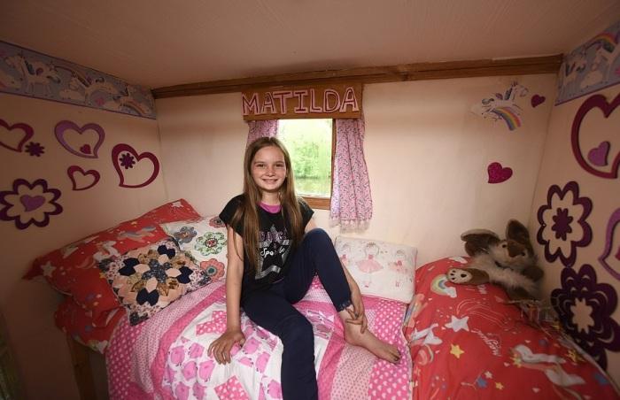 Комната 11-летней сестренки Матильды. | Фото: news.myseldon.com.