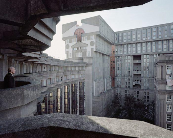 Уже давно померкло былое величие грандиозных зданий. | Фото: Laurent Kronental/ nastroy.net.