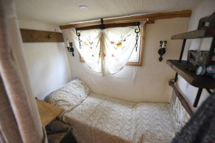 Маленькая каюта для мамы. | Фото: myseldon.com.
