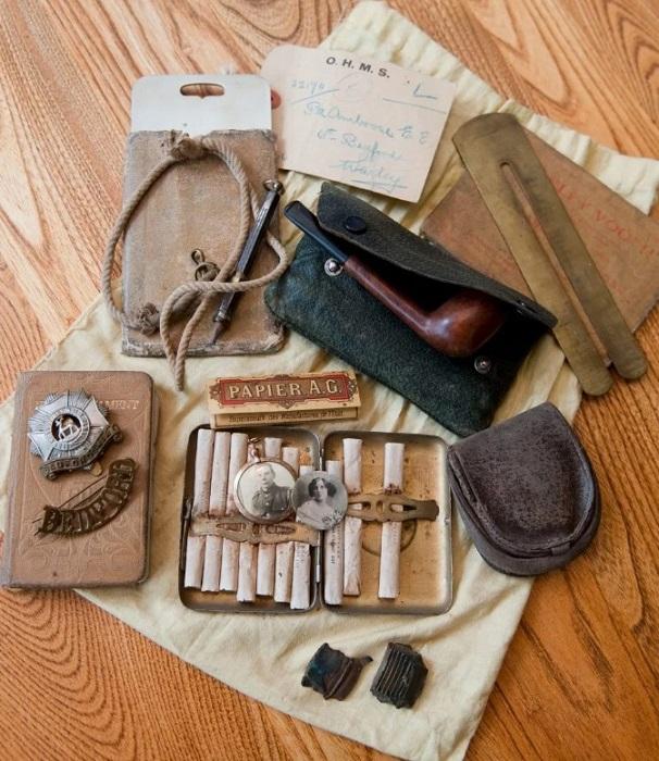 Теперь эти вещи стали не только семейными реликвиями, о них узнал весь мир. | Фото: uazmi.net.