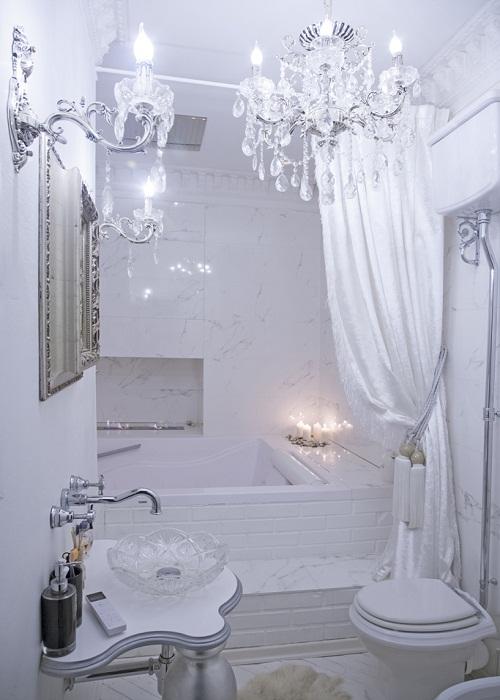 Спа-салон вместо ванной.