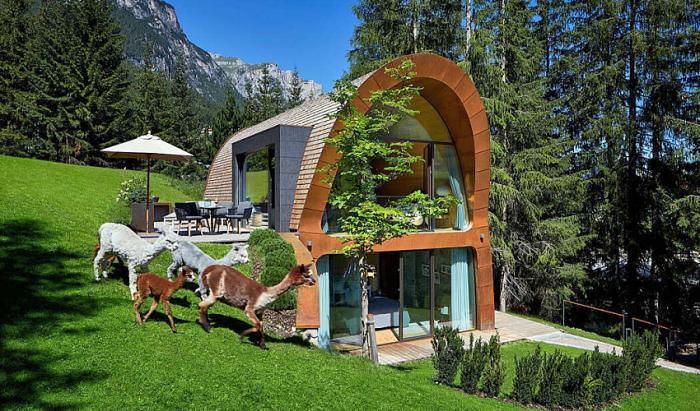 Курорт La Villa. | Фото: decomyplace.com/ © Luca Visciani.