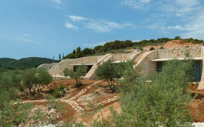 Уникальный бутик-отель Villa Nai 3.3 расположен на живописном острове Дуги-Оток (Хорватия).   Фото: greatsmallhotels.com.