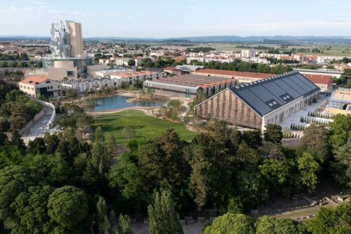 На строительство Parc des Ateliers Международный фонд Luma Foundation выделил более 225 тыс. евро (Франция).   Фото: blog.arte-development.com.