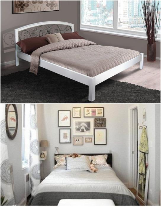 От правильного выбора кровати зависит настроение и состояние здоровья.