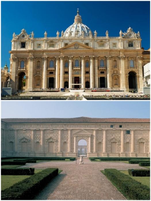 Элегантность и захватывающая дух красота присущи архитектурным произведениям эпохи Возрождения.