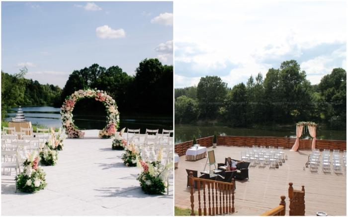В наше время «Усадьба Валуево» стала излюбленным местом проведения свадебных церемоний (Подмосковье).