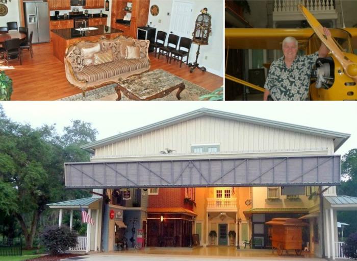 Дэн Шоу назначил себя мэром своего собственного города («Danville», США). | Фото: latfusa.com.