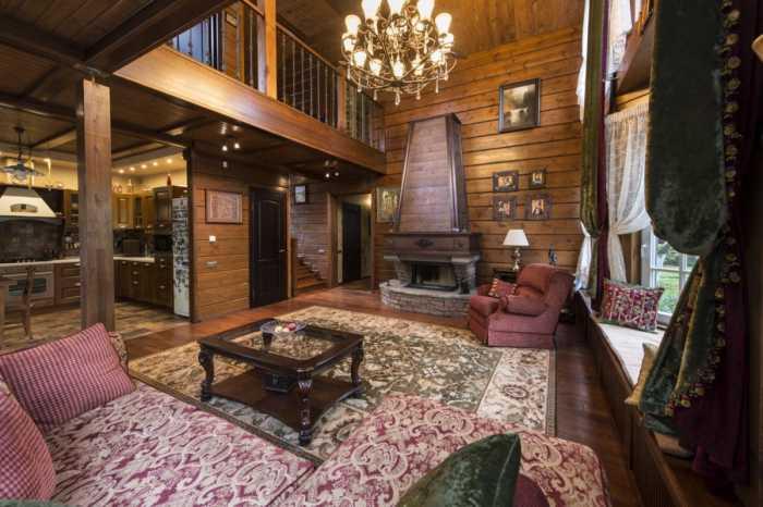 Яркая зона гостиной создана с помощью текстиля. | Фото: roomble.com.