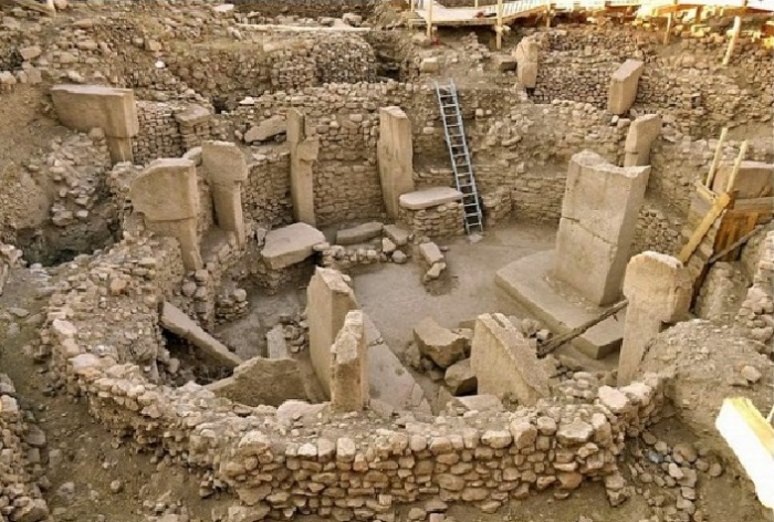 Гебекли Тепе в 2018 г. признан объектом Всемирного наследия ЮНЕСКО (Турция). | Фото: otrageniya.livejournal.com.