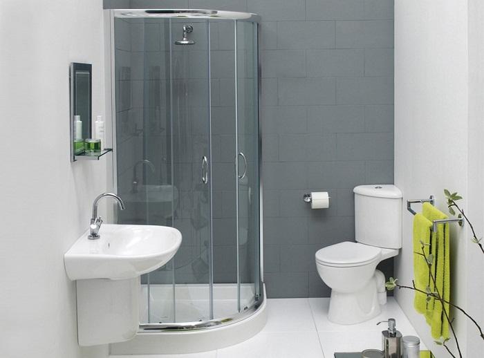Не устанавливайте полотенцадержатели далеко от ванной или душа.