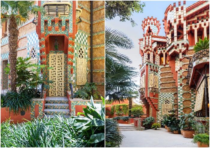 Первого счастливчика, которому удастся зарезервировать ночевку в Casa Vicens встретит новый владелец особняка (Барселона).