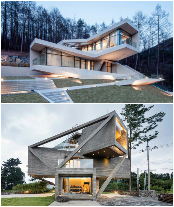 Брутализм в архитектуре до сих пор является достаточно популярным и даже привлекательным направлением.