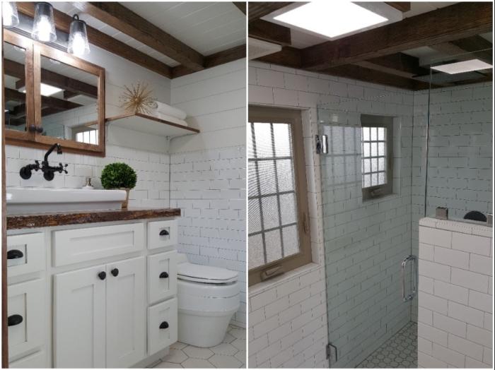 Такой ванной комнате можно только позавидовать (Phoenix, США).