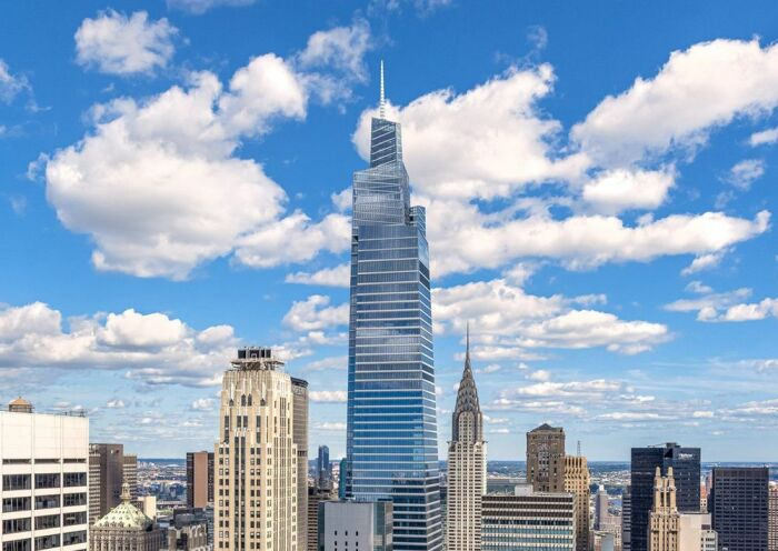 Небоскреб Вандербильта – самая высокая коммерческая башня в центре Манхэттена (концепция Summit One Vanderbilt). Фото: | designbuild-network.com.
