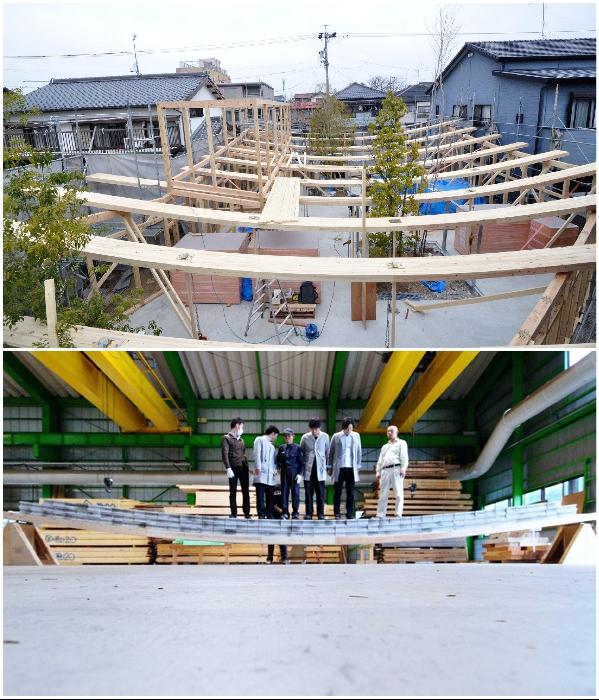Все элементы конструкции проходили испытания («Sannouno», Япония). | Фото: studiovelocity.jp.