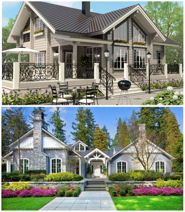 Если дом напоминает музей, то его владелец, точно рак по гороскопу. | Фото: geo-comfort.ru.