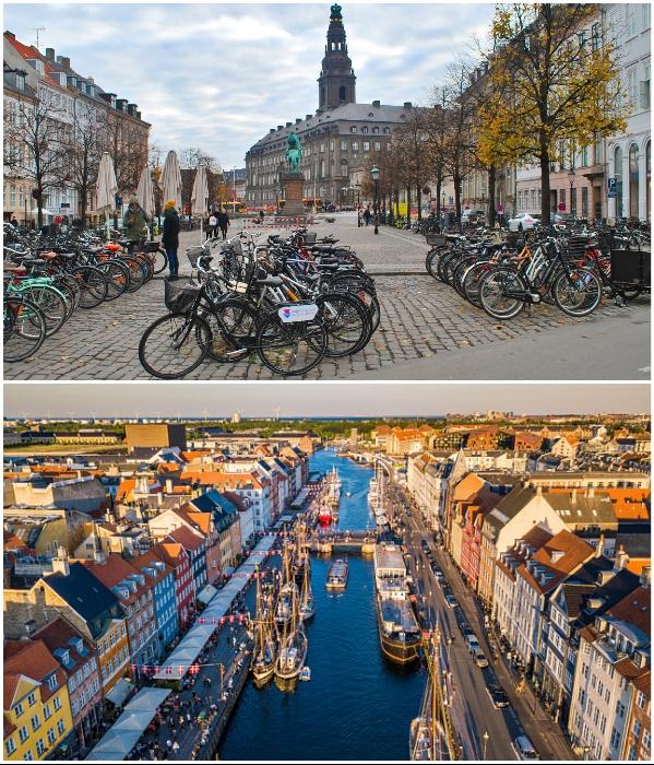 Копенгаген является самым удобным городом мира для бизнес-поездок. | Фото: letsportpeople.com/ obg-tour.spb.ru.