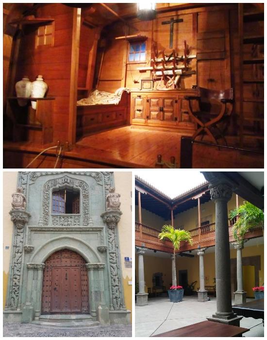 Дом-музей Христофора Колумба в Лас-Паольмас-де-Гран-Канарии (Испания).