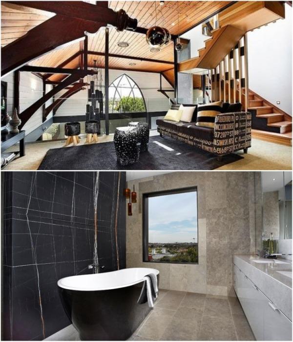 Новая планировка была выполнена по типу лофта (Мельбурн, Австралия). | Фото: ir-leasing.ru.