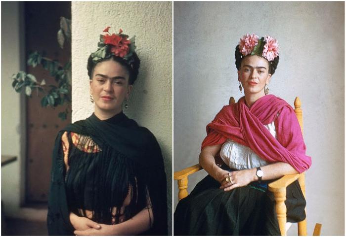 Фрида Кало – фантастическая женщина, художница и борец за социальное равенство. | Фото: prophotos-ru.livejournal.com/ supercoolpics.com.