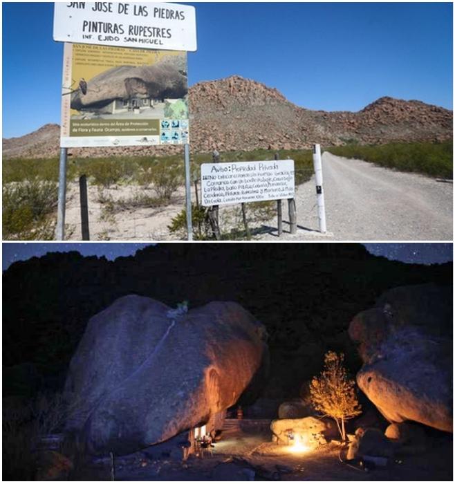Любители экстремальных путешествий с радостью проводят ночь другую в столь экзотическом месте (заповедник Ocampo, Мексика).