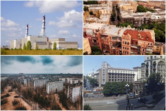 Места съемок культового сериала «Чернобыль».