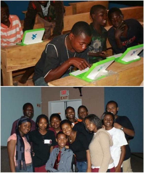 После выступления на TED-конференции спонсоры оплатили учебу Уильяма Камквамба в частной школе, а потом и в Дартмутском колледже. | Фото: williamkamkwamba.typepad.com.