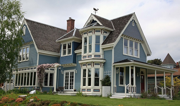 Англичане позиционируют свой дом в духе многовековых традиций.