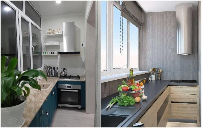 Подобные расширения лучше не проводить, даже если совсем крошеная квартира. | Фото: design-homes.ru.