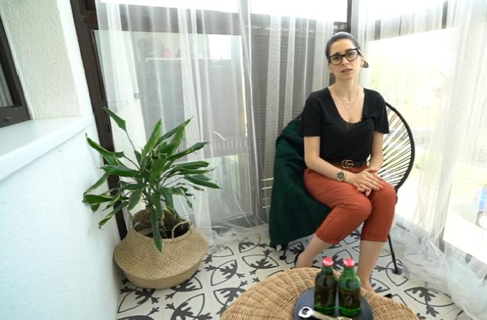 Анна Моджаро – креативный дизайнер и архитектор, специализирующаяся на обустройстве интерьеров. | Фото: youtube.com/ @ INMYROOM TV.