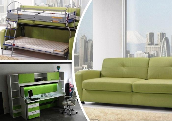 Фантастические возможности смарт-мебели.