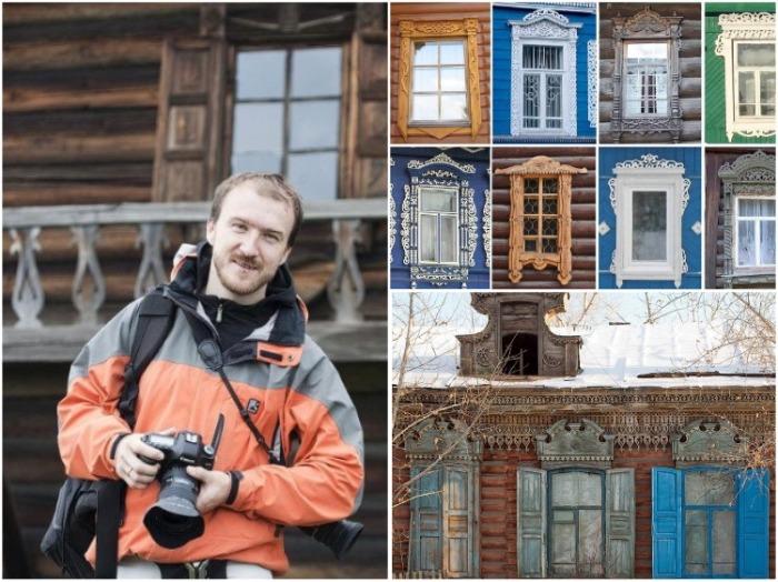 Иван Хафизов сделал около 18 тыс. снимков и создал «Виртуальный музей резных наличников». forumhouse.ru.