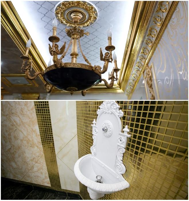 Золото везде и всюду (Екатеринбургская школа № 106). | Фото: znak.com/ © Яромир Романов.
