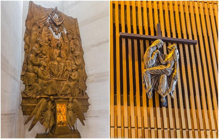 Святыни Успенского Кафедрального собора Святой Марии в Сан-Франциско (США). | Фото: toshaleb.livejournal.com.