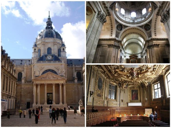 Сорбонна – самый знаменитый университет Франции, который стал достопримечательностью страны (Paris-Sorbonne University). | Фото: ikiway.com.