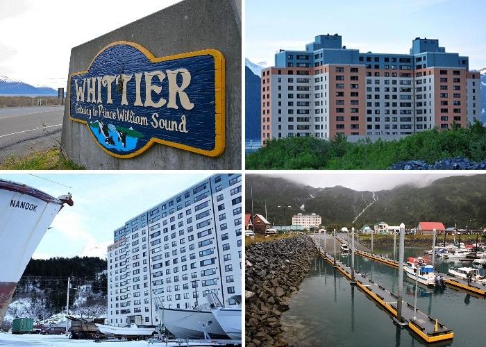 Уиттиер – уникальный город на планете, в котором всего лишь один жилой дом (Аляска, США). | Фото: zen.yandex.ru.