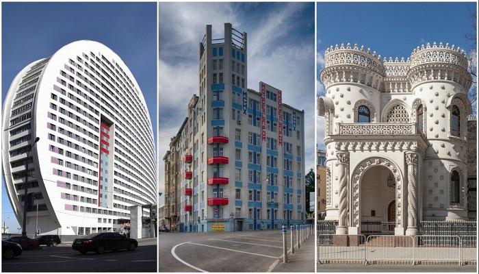 Незаслуженно забытые архитектурные достопримечательности Москвы, о которых мало кому известно