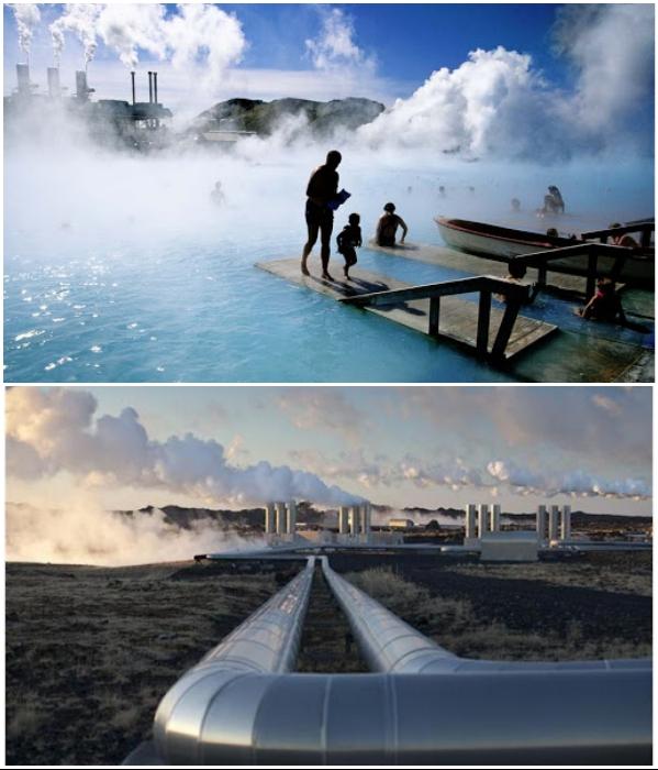 Исландия – страна надежной и экологически чистой энергетики. | Фото: vokrugsveta.ru/ portal-energo.ru.