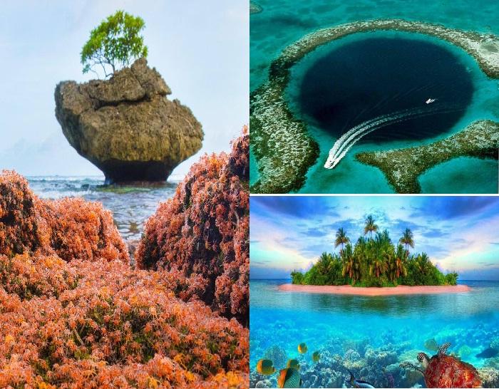 Самые невероятные острова Вселенной.