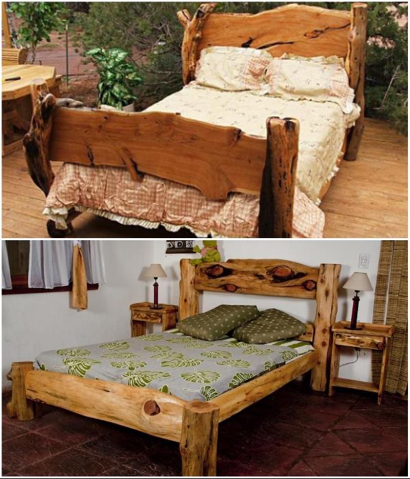 Любители экстравагантных идей будут в восторге от таких моделей кроватей. | Фото: pinterest.ch/ yandex.com.
