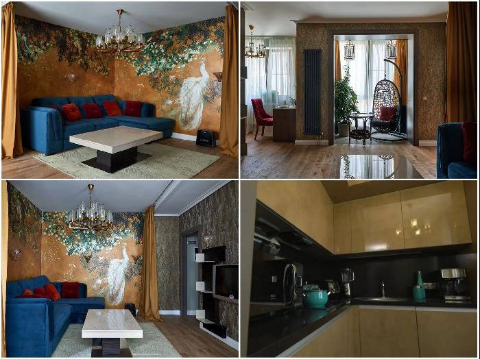 Многие поклонники Марии Шукшиной не оценили старания дизайнеров в квартире-студии для знаменитой мамы.