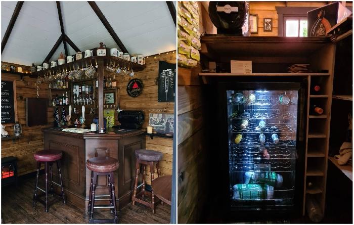 В этом пабе каждый из гостей может почувствовать себя барменом («Drunken Crab», Великобритания). | Фото: facebook.com/ © Octavia Chic.