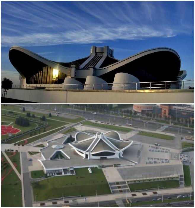 Национальный выставочный центр «БелЭкспо». | Фото: rus.delfi.lv/ lookmytrips.com.