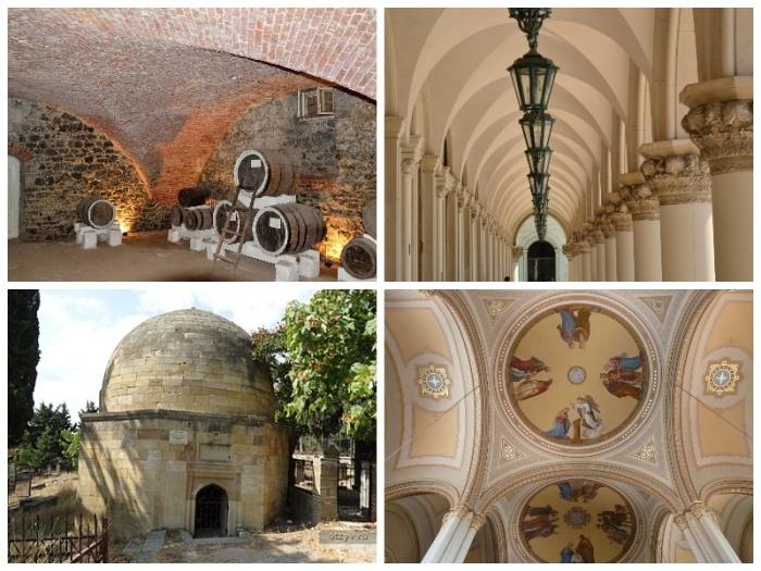 Много веков подряд сводчатое или купольное перекрытие являлось самым надежным и крепким. | Фото: sdelaipotolok.com.