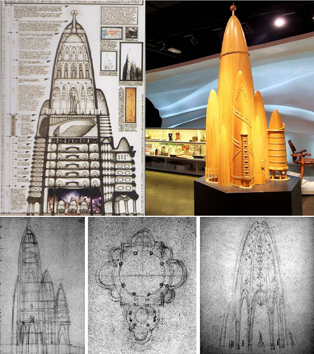 7 амбициозных архитектурных проектов, которые так и не увидел мир, но как знать
